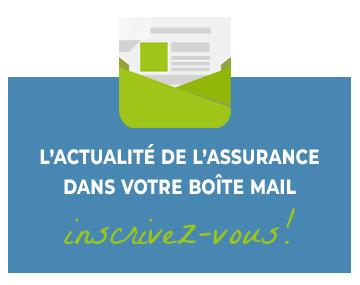 L'actualité de l'assurance dans votre boîte mail