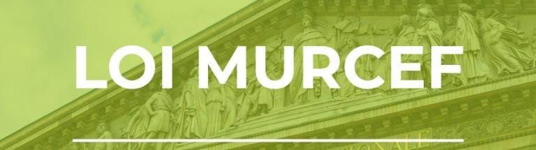 Loi Murcef - ADVP